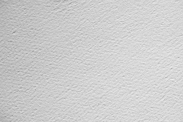 Textura de primer plano de papel blanco rugoso