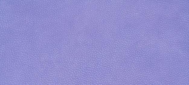 Textura púrpura de cuero
