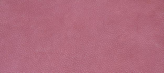 Textura roja de cuero