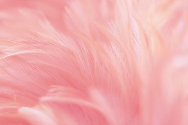Textura roja de la pluma de la falta de definición para el fondo, fantasía, color abstracto, suave del diseño del arte.