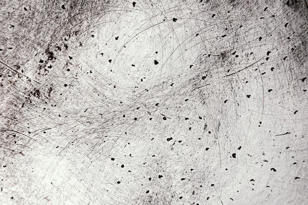 Textura rugosa de la superficie metálica