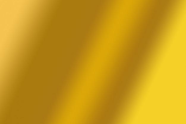 Textura suave de color degradado de oro ondulado como fondo de elementos de diseño decorativo abstracto