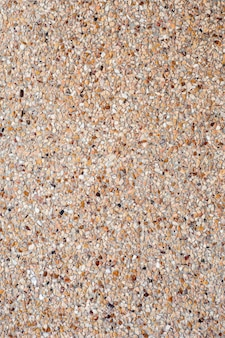 Textura de suelo de terrazo