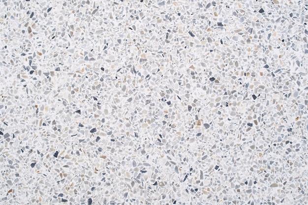 Textura del suelo de terrazo.