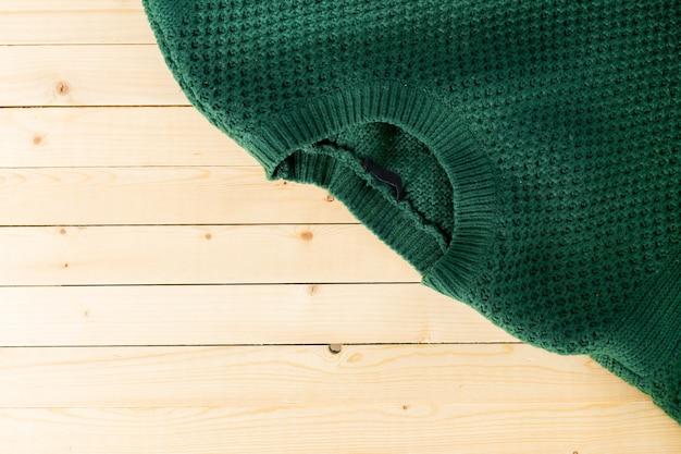 Textura de suéter