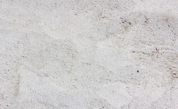 Textura superficial de cemento blanco.