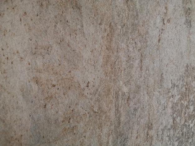 Textura superficial de piedra oxidada marrón vacía