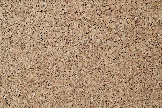 Textura de la superficie del corcho