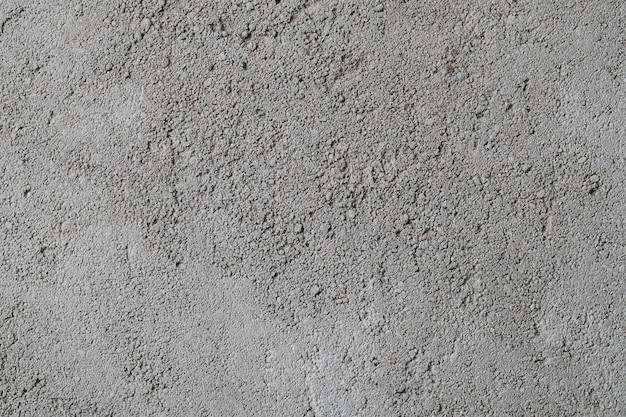 Textura de superficie de hormigón