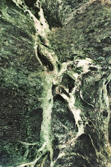 Textura de la superficie de la roca