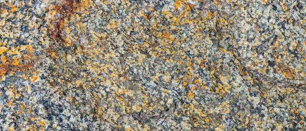 Textura de la superficie rocosa. textura de granito como fondo de naturaleza. granito gris natural con patrón granulado