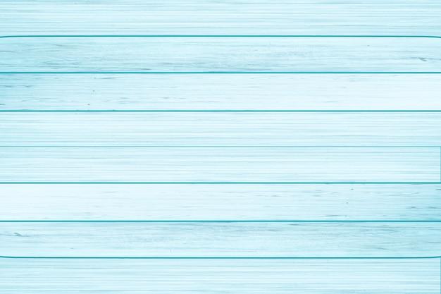 Textura de tablón de madera de color azul claro brillante.