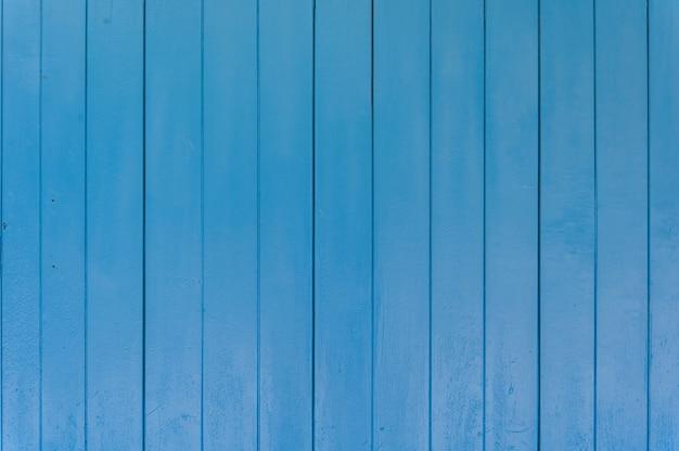 Textura de tablones de madera azules