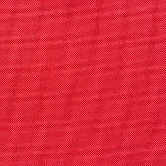 Textura de tejido rojo para el fondo