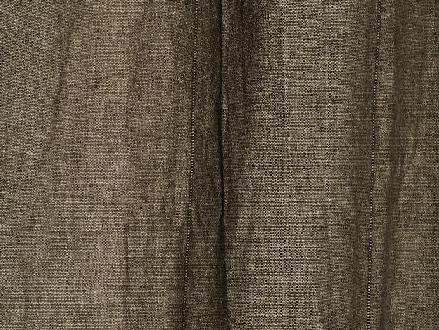 Textura de tela colorida de primer plano