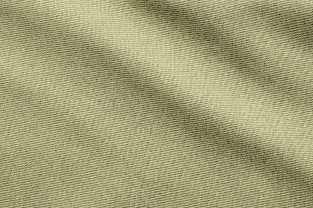 Textura de tela marrón natural. - fondo