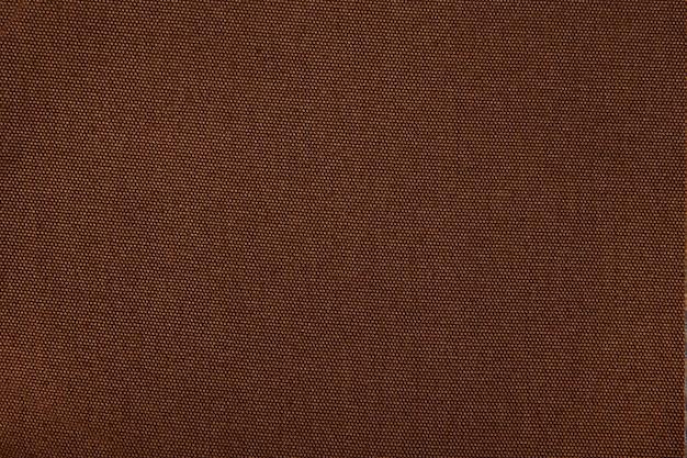 Textura de tela marrón