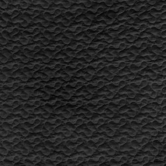 Textura de la tela negro