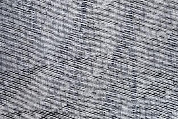 Textura de tela con pliegues o arrugas.