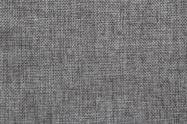 Textura de la tela de vista superior