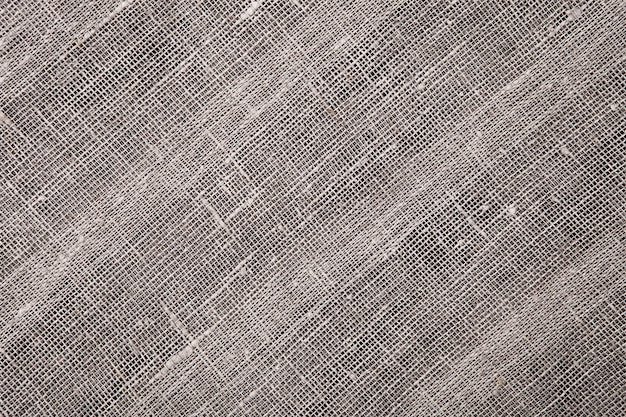 Textura textil natural.