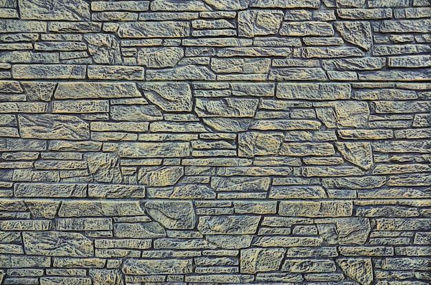 Textura de valla de ladrillo
