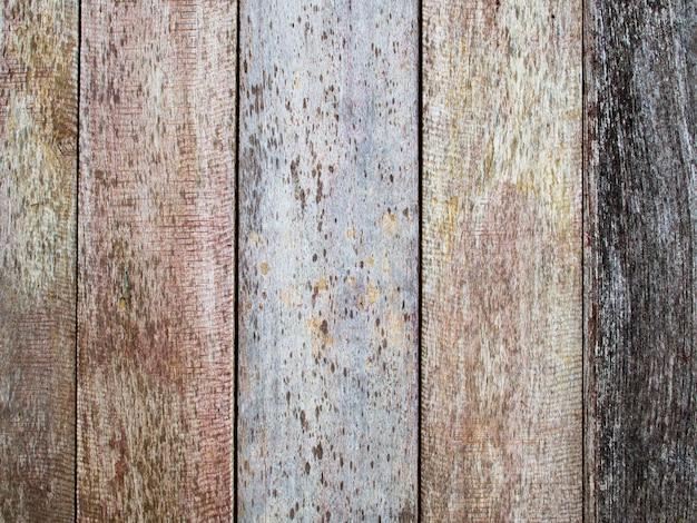 Textura de una valla de madera vieja