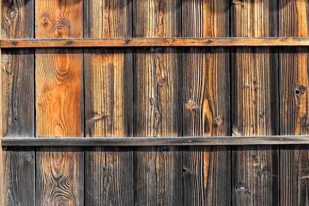 Textura de valla de madera