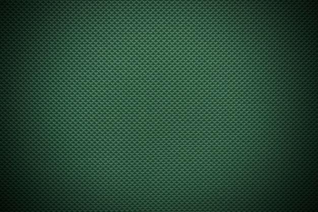 Textura verde con viñetas