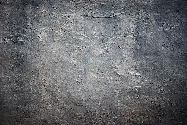 Textura del viejo muro de hormigón gris