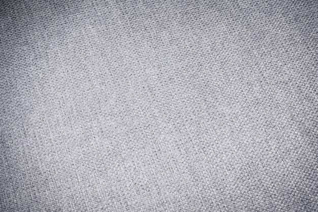 Texturas de algodón gris.
