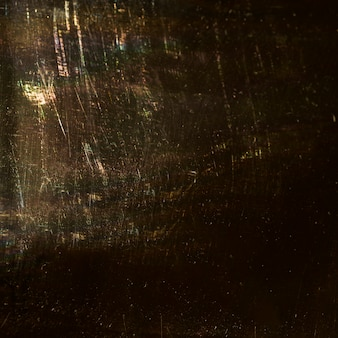 Texturas de oro de primer plano con viñeta