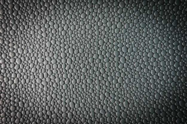 Texturas de piel gris.