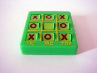 Tic tac toe, el juego