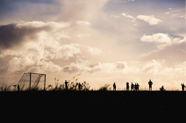 Tiempo de fútbol