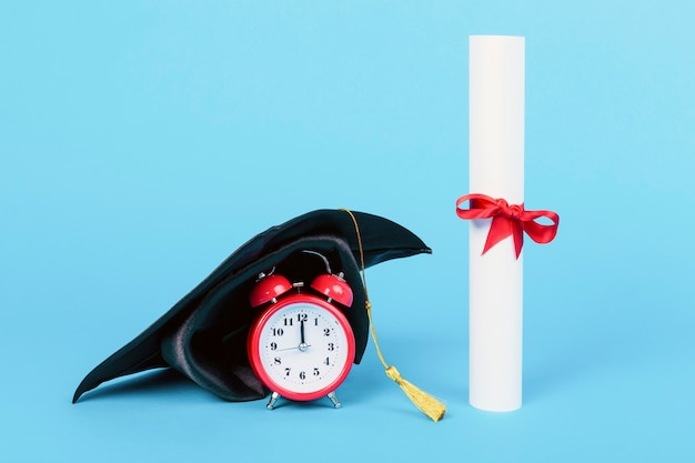 Tiempo de graduacion