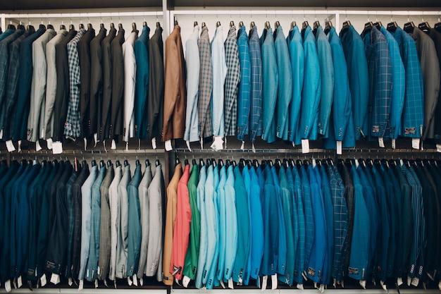 La tienda de trajes