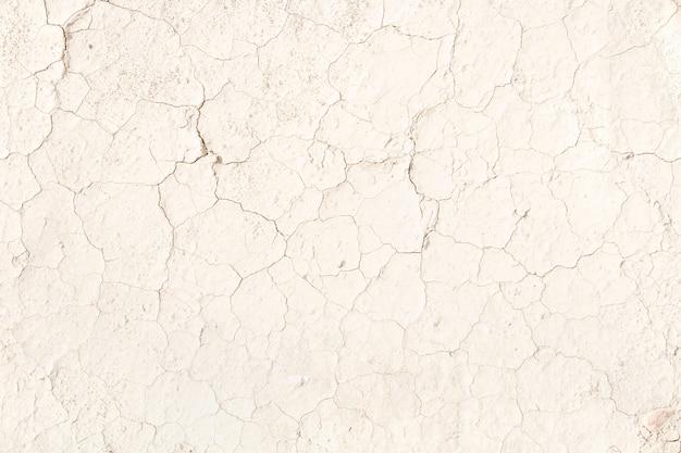 Tierra agrietada beige pálido