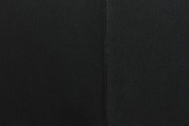 Tiro de fotograma completo de fondo negro vacío