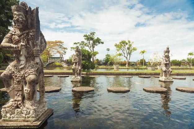 Tirtagangga water palace