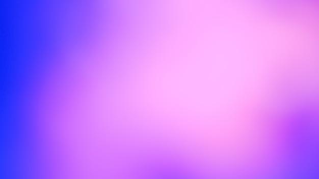 Tono pastel púrpura rosa azul degradado de fondo