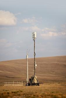 Torre celular móvil