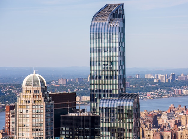 Torre cityspire center en nueva york