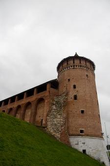 Torre kolomenskaya marinkina del kremlin de kolomna
