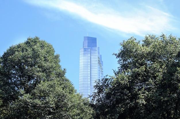 Torre del milenio en boston, estados unidos de américa