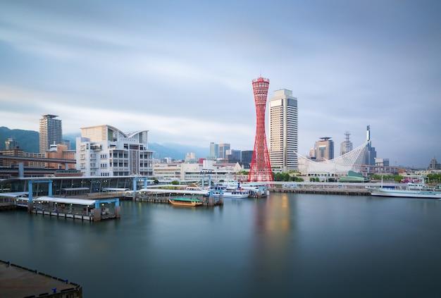 Torre del puerto de kobe