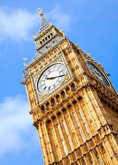 Torre del reloj big ben