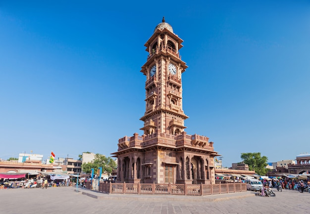 Torre del reloj, jodhpur