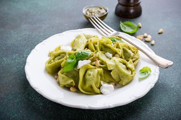 Tortelloni italiano casero