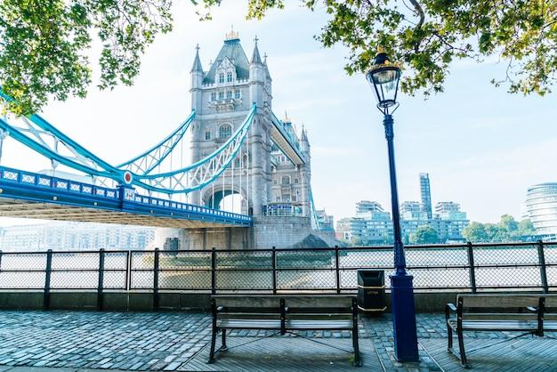 Tower bridge en londres